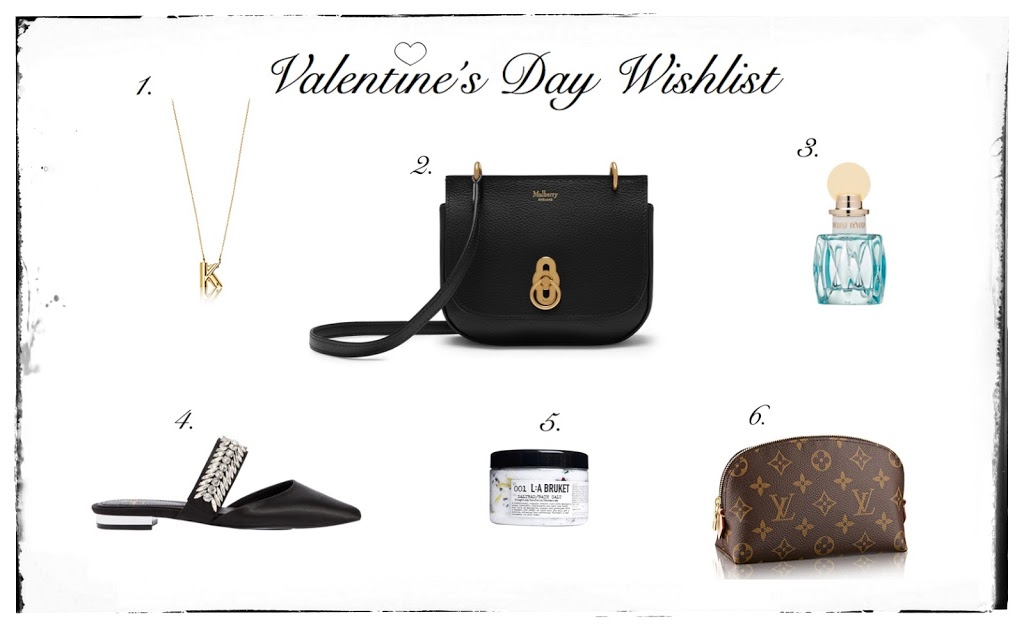 Valentine´s Day Wishlist